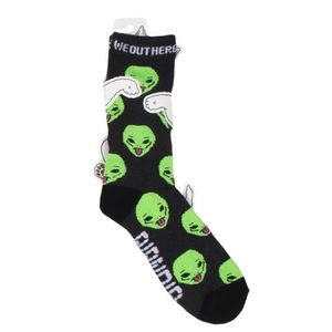 "Rip N Dip ""We Out Here"" Socks (SOLD OUT ON SITE)"